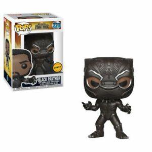 Black Panther - Black Panther Pop! Vinyl - RARE CHASE VARIANT