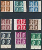 Lot Stamp Germany Blocks WWII War Era Adolf Hitler War Plates MNH 2