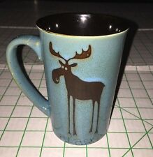 Artic Circle Alaska 14 oz Coffee Mug Moose Souvenir Cup