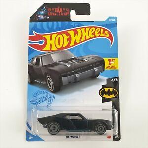 Hot Wheels Batmobile Hot Wheels Batman Series 4/5 First Appearance New For 2021