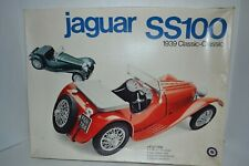 ENTEX 1939 JAGUAR SS100  1/16 SCALE SEALED #8500
