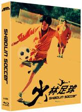 Shaolin Soccer (Blu-ray) Stephen Chow / English Subtitles / Region All