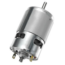 Dc 24V 15000Rpm High Speed Large Torque Dc 775 Motor Electric Power Tool Ne