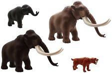 Playmobil Animal Animaux Mammut Sabre Mammutbaby Age de Pierre Période Glaciaire