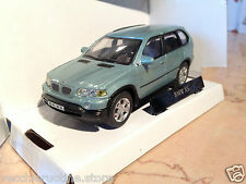 CARARAMA BMW X5 E53 3.0 3.0 d 4.4 4.6is 4.8is metal 1/43 modelo coche boxed