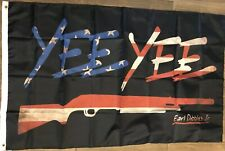 New listing Yee Yee Earl Dibbles Jr Flag 3x5 American Flag Banner Man Cave Hunting