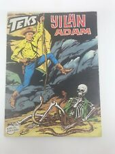 TEX #29 - 1990s 90s - Foreign Comic Book - VERY RARE - WESTERN - 6.0 FN