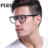 Ultralight TR90 Men Optical Glasses Square Business Myopia Glasses Frame New