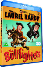 The Bullfighters  - Laurel & Hardy -  (Blu-ray + DVD) (1943)
