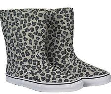 "Flat 0 to 1/2"" Women's Animal Print Boots"