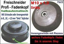 Freischneider Fadenkopf SOLO MultiMot + 123 + 125 Innengewinde 10 x 1.00 links