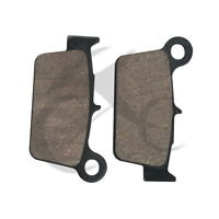 Rear Brake Pads For YAMAHA YZ125 R S T V W X Y Z(2 Stroke)2003-2011 04 05 06 07