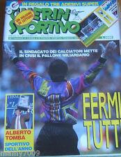 GUERIN SPORTIVO=N°17 1992=MARCO TARDELLI=COPPE EUROPEE TORO E SAMP