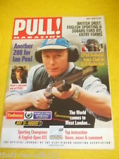 PULL! MAGAZINE - ANOTHER 200 FOR IAN PEEL - JULY 1998