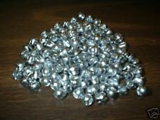 45 sinkers 15 3/8 oz, 15 1/4 oz, and 15 1/8 oz removable split shot