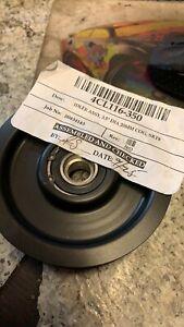 """Srt8 V3i Vortech Supercharger Idler Pulley 3.5"""" 6rib 20mm 4cl116350"""