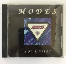 MODES for Guitar CD  ROCKIT
