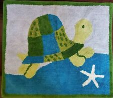 "New Cocalo Turtle Reef 31"" X 27"" Decorative Nursery Rug"
