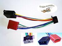 Câble faisceau ISO pour autoradio PIONEER MVH-X360BT MVH-X370BT MVH-X560BT...