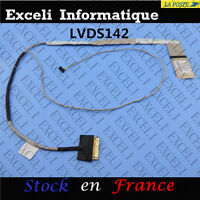 LCD LED ECRAN VIDEO SCREEN CABLE NAPPE DISPLAY HP Pavilion 17-p121wm