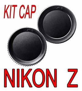 TAPPO RETRO OBIETTIVO CORPO MACCHINA ADATTO A NIKON Z DX 16-50mm F3.5-6.3 VR