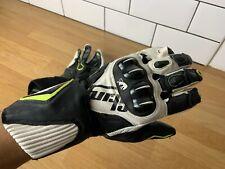 Furygan Fit-R motorcycle race gloves, black. Size S (7)