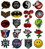 Embroidered Iron On / Sew On Patches Badges Transfers - Fancy Dress