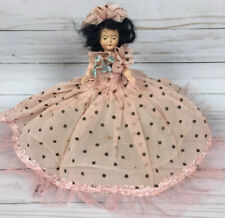 1940/50s Pink STARDUST A&H Marcie Doll #829 w/Stand Sleepy Eyes Hand Painted
