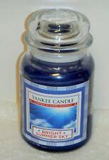 Yankee Candle tarro grande LIMITADO verano Edición luminoso cielo 625ml 623g