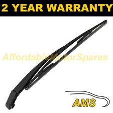 "FOR VAUXHALL OPEL CORSA C HATCHBACK (2000-06) 405MM 16"" REAR WIPER ARM BLADE KIT"