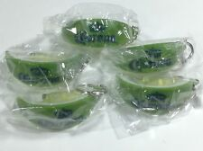 Corona Beer Lime Bottle Openers lot of (5) Key Chain Party Tiki Bar Cinco