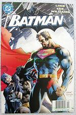 Batman #612 VHTF NEWSSTAND Variant HUSH Storyline BATMAN VS SUPERMAN! BIG PICS