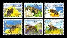 Alderney Aurigny 2009 insectes abeilles neuf ** 1er choix
