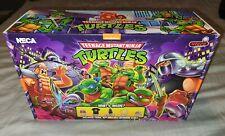 Neca TMNT Stern Pinball Crate Size XL Walmart Exclusive Sealed Ninja Turtles
