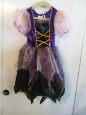 H/&M Halloween Costume Dress Up Girls Girl Size 2 3 4 Years NWT Witch Princess