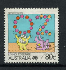 Australia 1988 SG#1133, 80c Living Together Definitive Used #A77798
