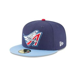 Anaheim Angels 1997 New Era MLB Cooperstown Collection 59Fifty Fitted NWT