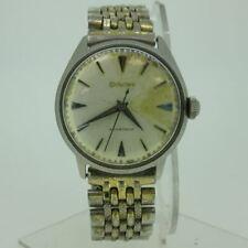 Vintage Bulova M4 Stainless Steel Unicase Watch