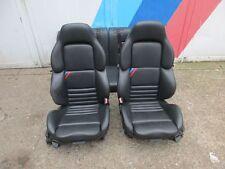 BMW E36 M3 Coupe Sitze Innenausstattung Sportsitze Leder Walknappa Vader seats