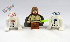 LEGO® STAR WARS™ Figur R2-D2 Droid R5-D4 Obi Wan Kenobi 3 Minifiguren