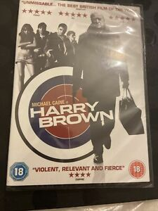 Harry Brown DVD (2010) NEW SEALED Free shipping