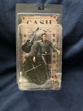 Sota Toys Johnny Cash ~ The Man in Black ~ Action Figure ~ New MIP 2006