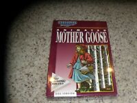"Animated Mother Goose New and Sealed PC IBM with 3.5"" disk"