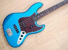 1999 Fender Jazz Bass '62 Vintage Reissue Bass Guitar Lake Placid Blue Japan CIJ