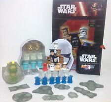 Collezione Abatons Star Wars - miniature, raccoglitore e astuccio speciale