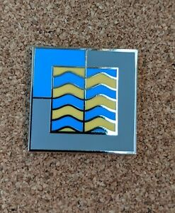British Rail Railfreight Petroleum Sector Enamel Pin Badge