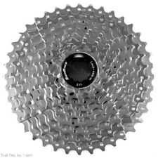 SunRace CSMS3 11-40/11-42 1x10-Speed MTB Bike Cassette Silver fits Shimano SRAM