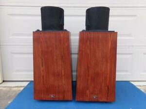 Awesome Ohm Walsh 4 Floor/ Tower Speakers - Reconditioned & Tested !!!