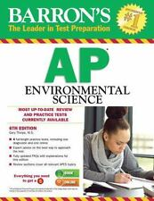 Barron's AP Environmental Science, 6th Edition Thorpe M.S., Gary S. Good