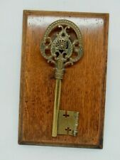 ANCIENNE CLEF DE CHAMBELLAN MONTEE EN PINCE A COURRIER CLE KEY